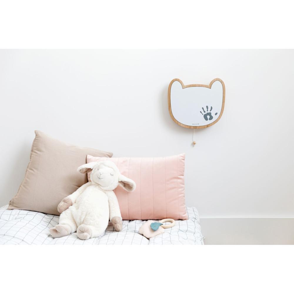 Baby Art Wall Music Box Vauvan kädenjälki & soittorasia