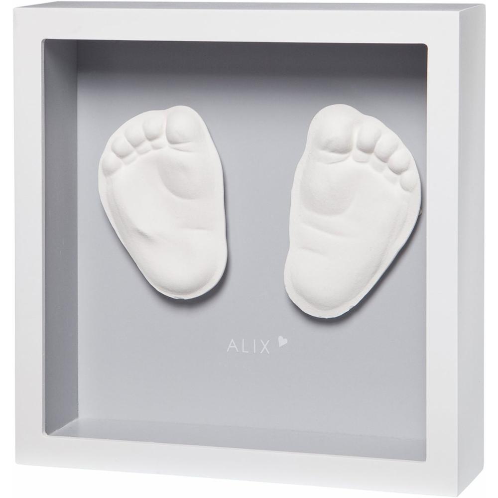 Baby Art My Little Steps, Valkoinen/Harm