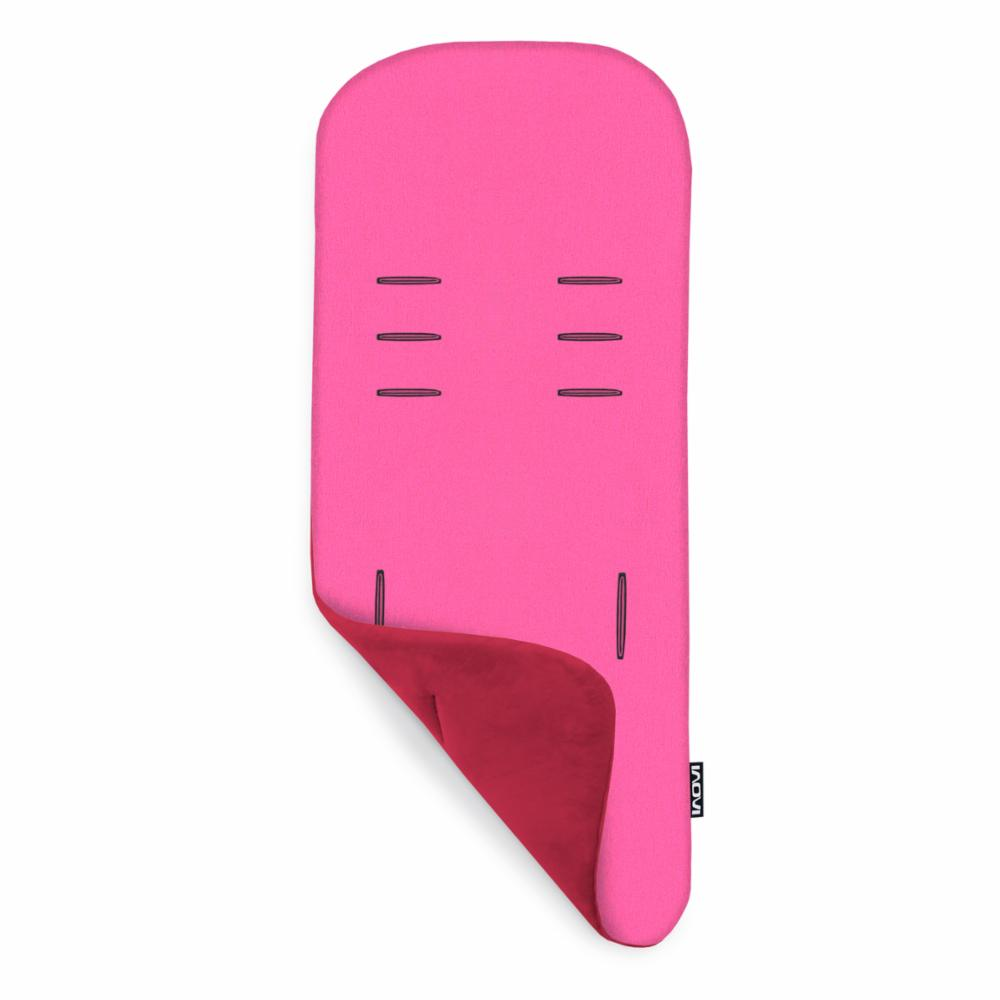 Memory Foam istuinpehmus, Pink-Pink