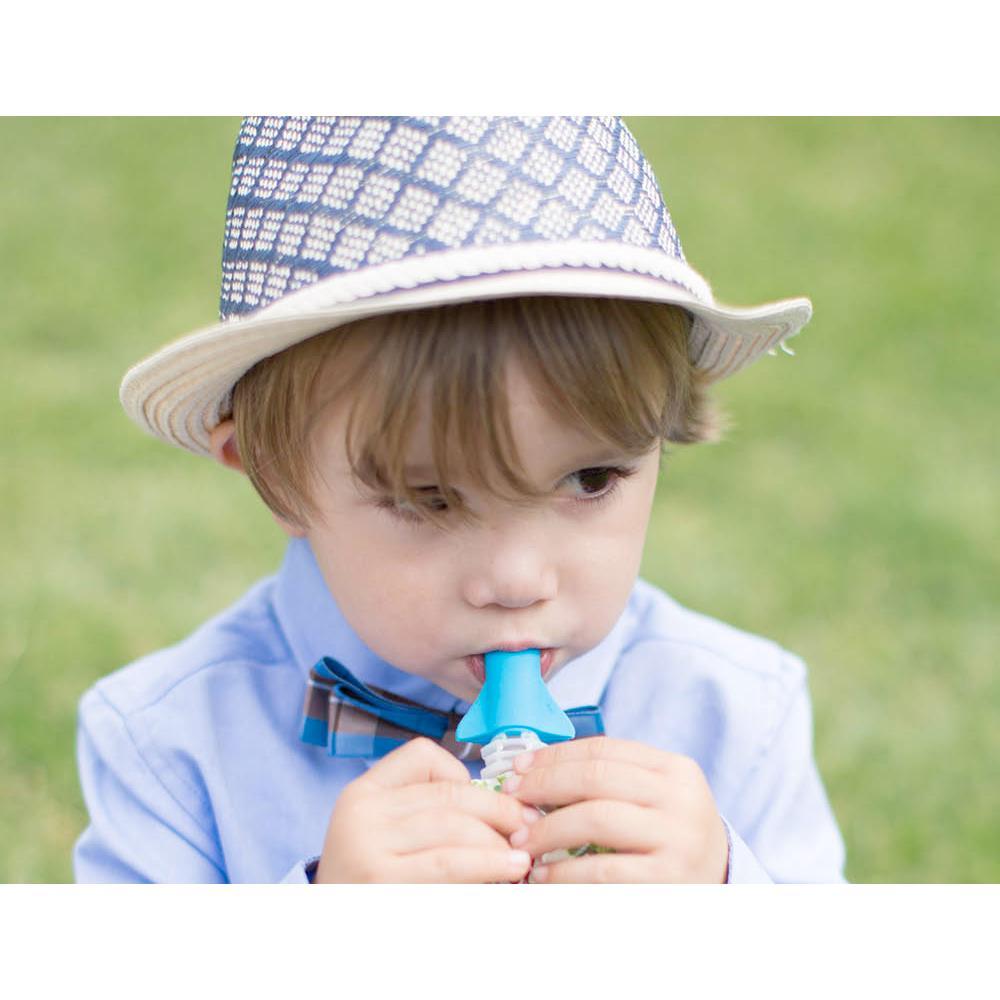Cherub Baby Silikoni Imuventtiili, Sininen