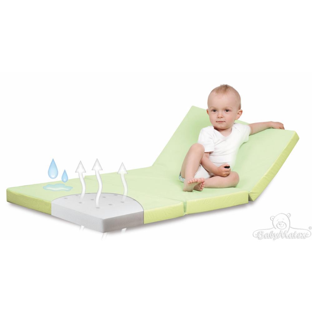 BabyMatex Matkapatja Ressi LUX