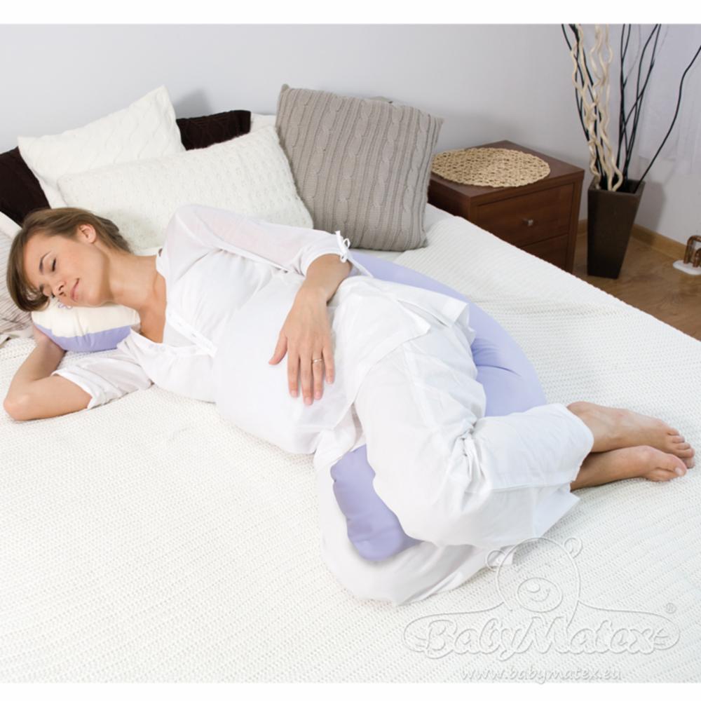 BabyMatex Relax Tuki/Imetystyyny 170cm, Beige