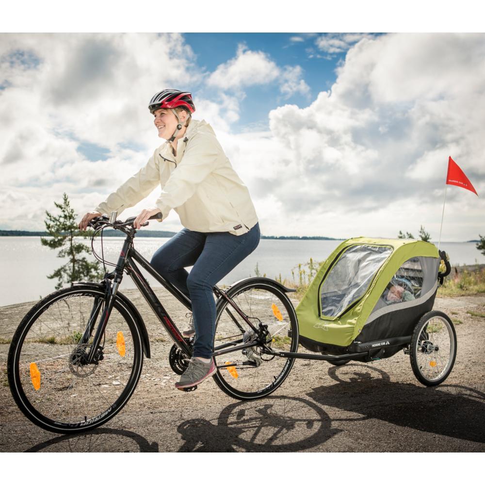 Nordic Cab Active Lastenkuljetuskärry