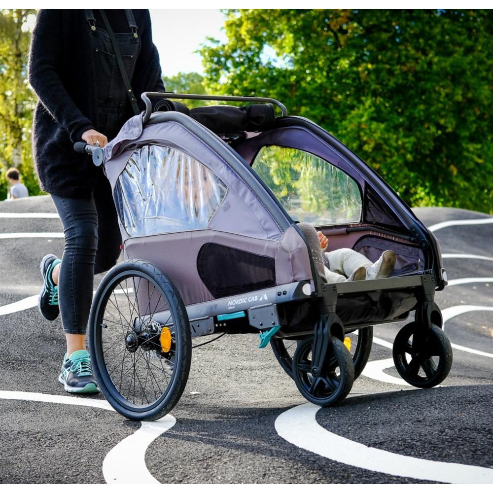 Nordic Cab Urban Lastenkuljetuskärry