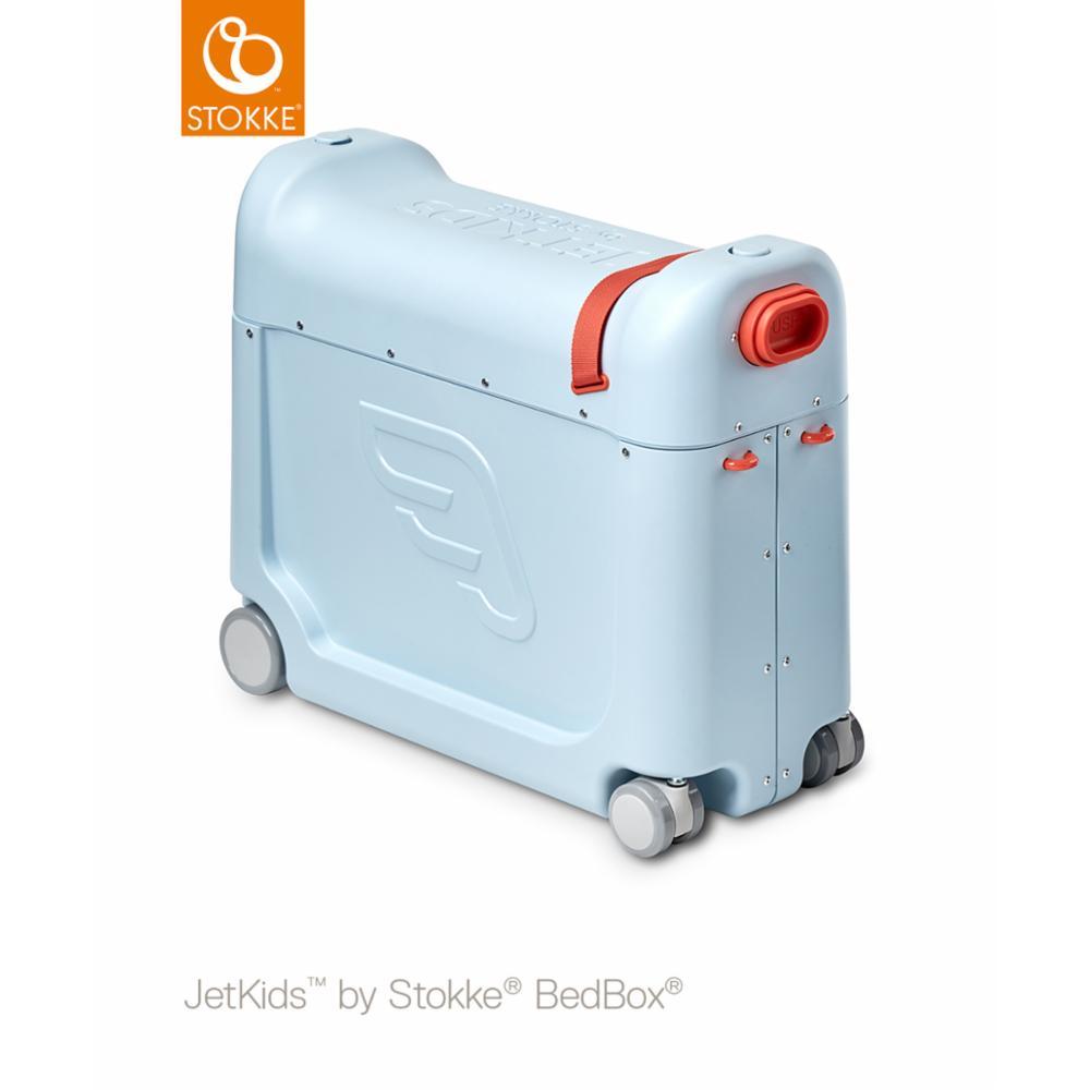 JetKids Bedbox Matkalaukku, Blue Sky