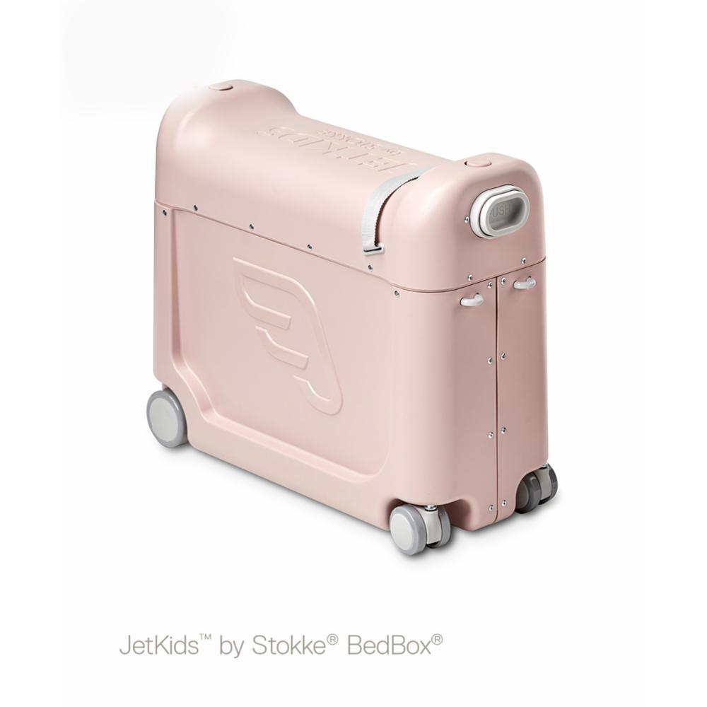 JetKids Bedbox Matkalaukku, Pink Lemon