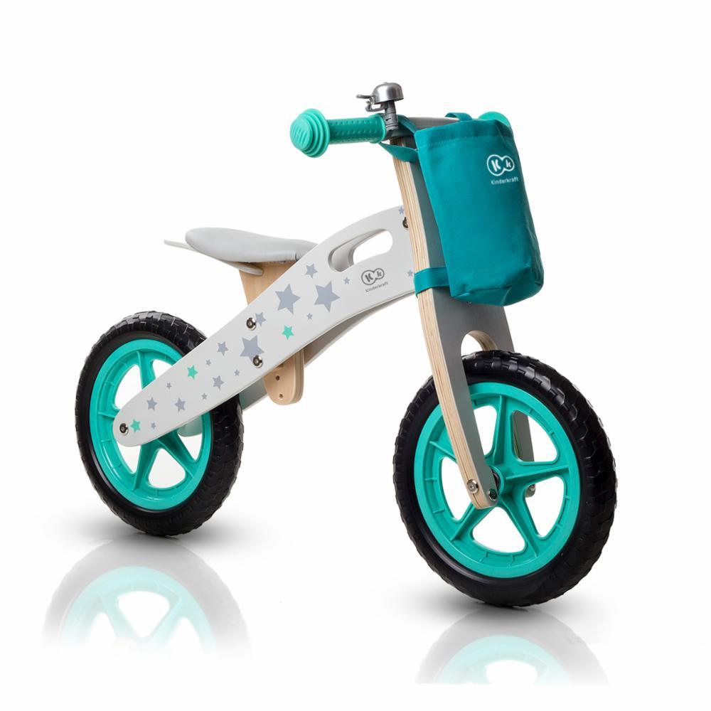 KinderKraft Puinen Potkupyörä