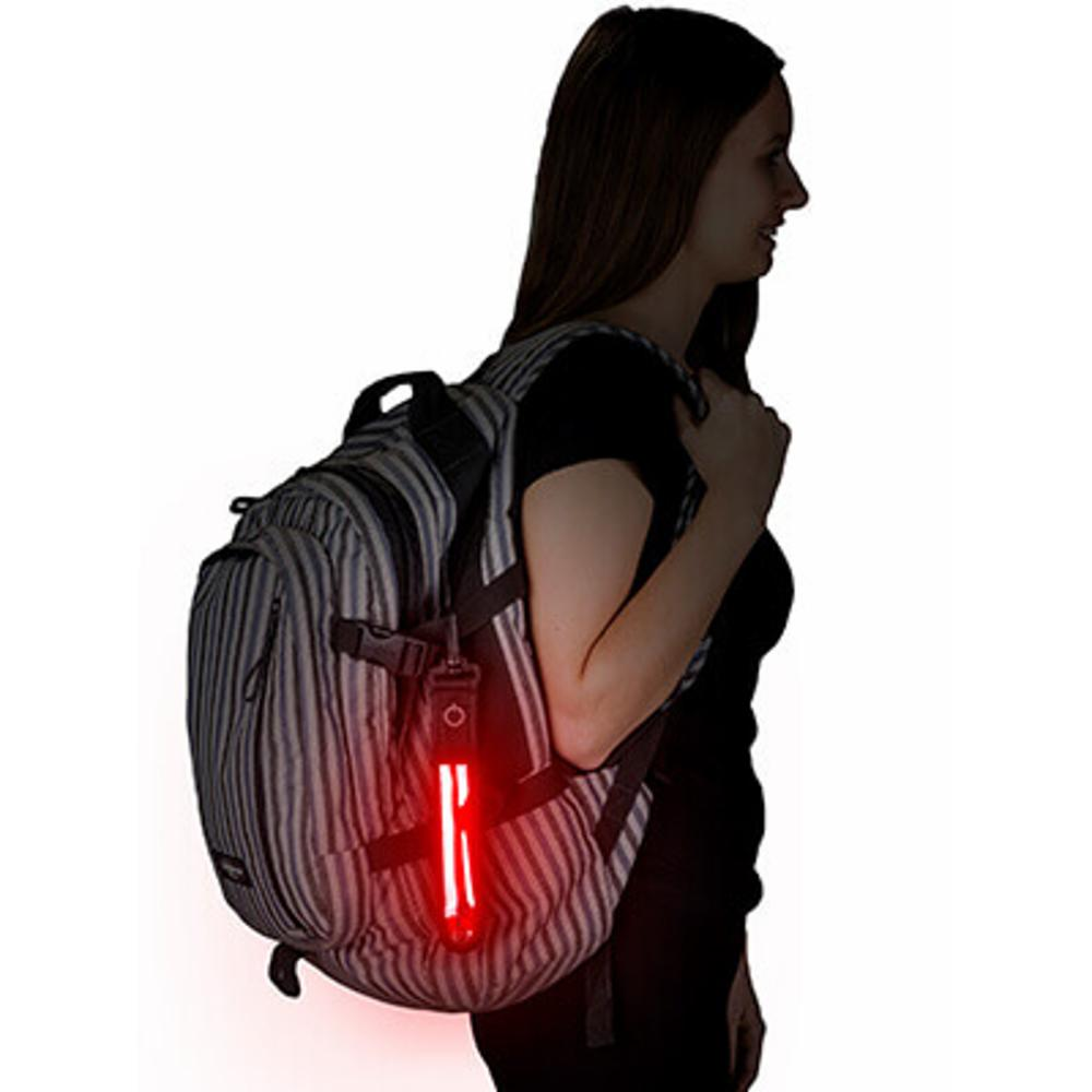 SafetyMaker LED-valo Roikkuva, Pun