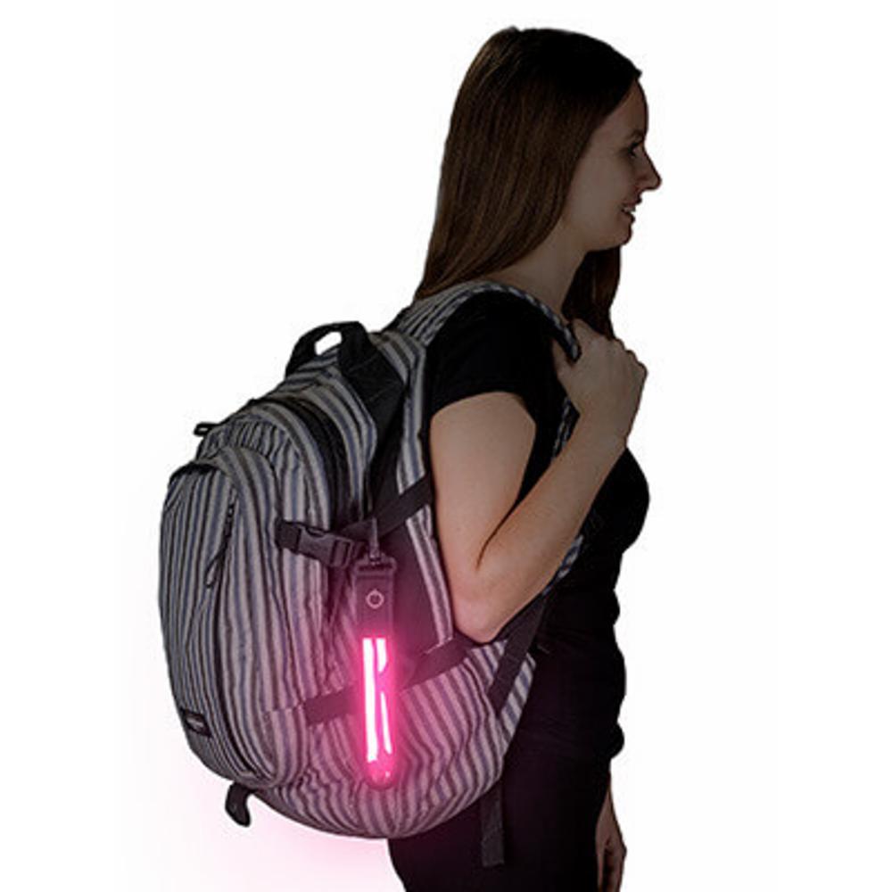 SafetyMaker LED-valo Roikkuva, Pinkki