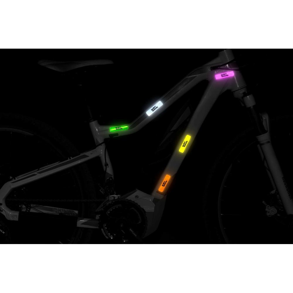 SafetyMaker Neon Tarra-arkki, Keltainen