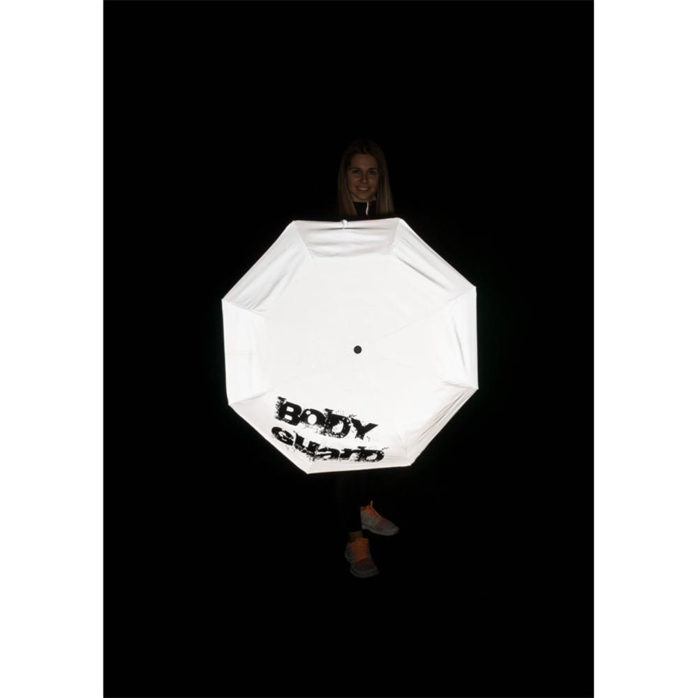 SafetyMaker Heijastava Sateenvarj, Hopea