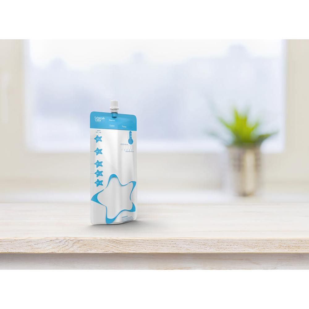 Cherub Baby Maidonsäilytyspussit lämpösens 20kpl