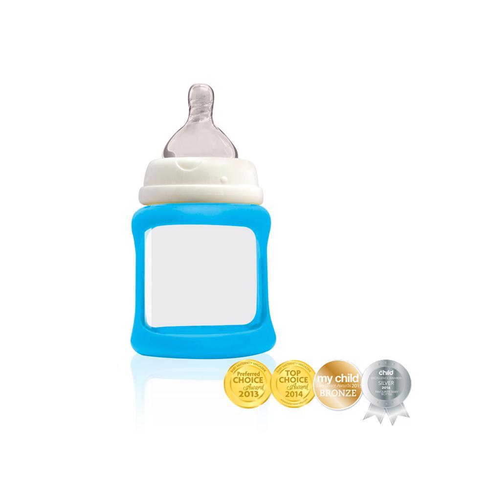 Cherub Baby Lasituttipullo WN 150ml, Sininen