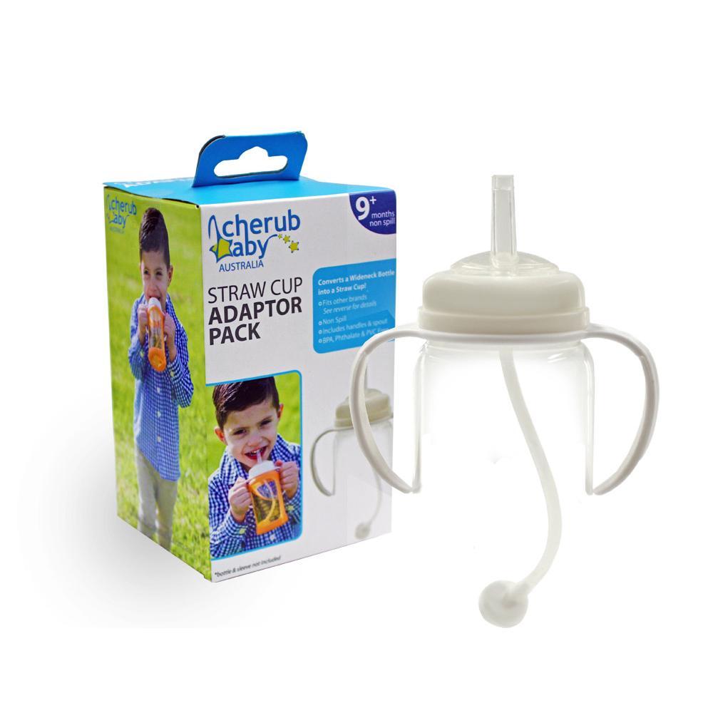 Cherub Baby Pillinokka adapteri pulloon