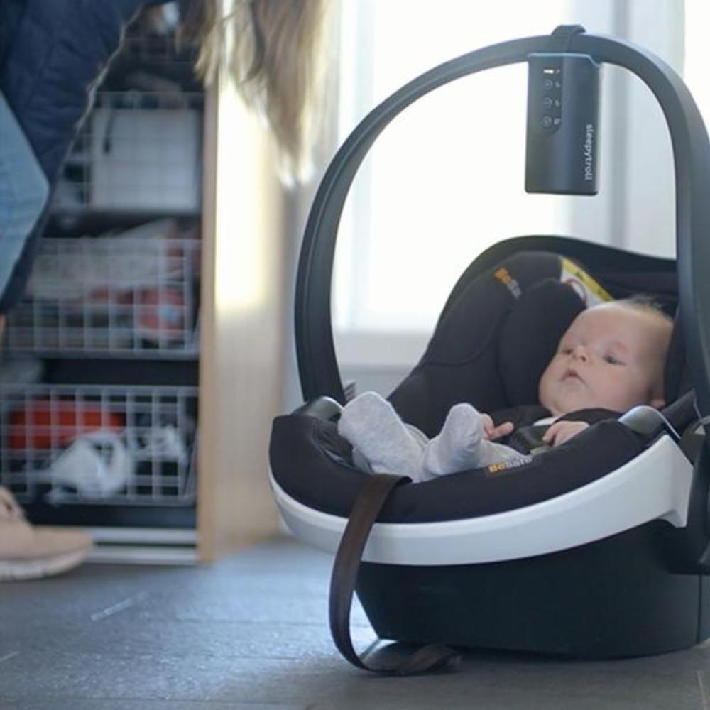 Sleepytroll Baby Rocker keinuttaja